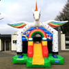 Springkasteel unicorn